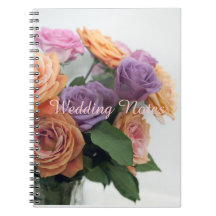 Floral Sweetness Note Books