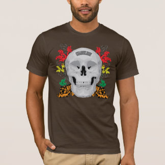 Floral Temple T-Shirt