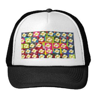 Floral Theme Hat