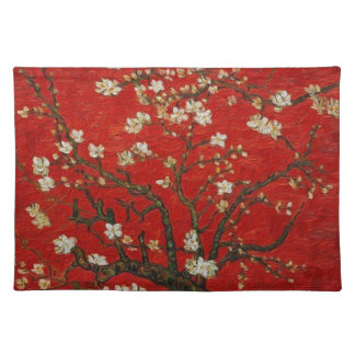 """Floral Thoughts - Placemats Cotton 20""""x14"""""""