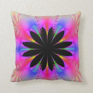Floral Throw Pillow Cushion