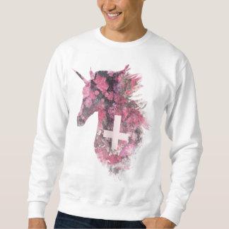 Floral Unicorn Sweatshirt