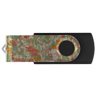 Floral USB Flash Drive