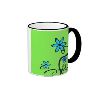 Floral Vine Mug