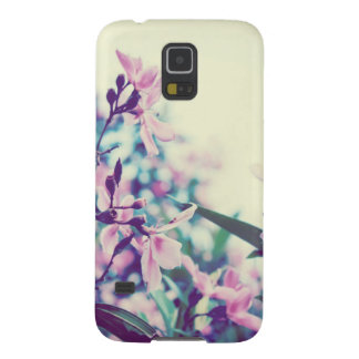 Floral Vintage Photography Cases For Galaxy S5