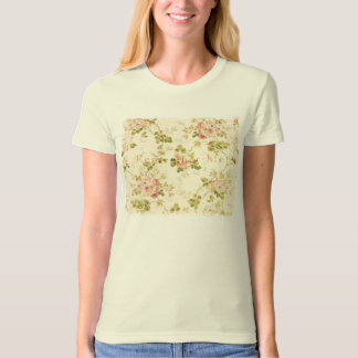 Floral Vintage Remember Me - High Quality T-Shirt