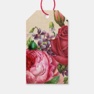 Floral Vintage Roses
