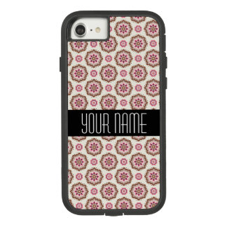 Floral Vintage Style Pattern Case-Mate Tough Extreme iPhone 7 Case