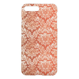 Floral vintage wallpaper background iPhone 8 plus/7 plus case