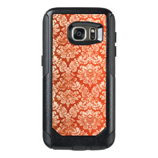 Floral vintage wallpaper background OtterBox samsung galaxy s7 case