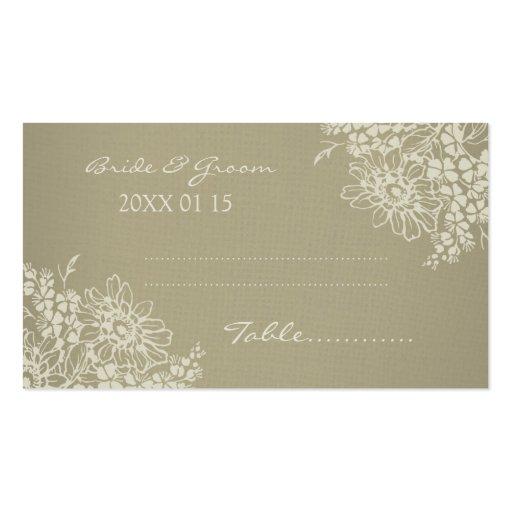 Vintage wedding place cards uk 28 images floral vintage wedding business card zazzle vintage reheart Images