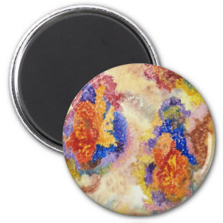 Floral Visions Magnets