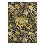 Floral Wallpaper Vintage Designer Pattern