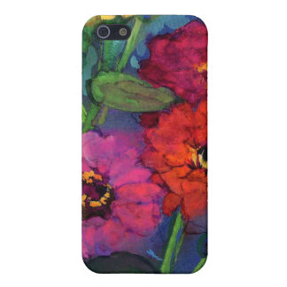 floral water color tulips covers for iPhone 5