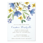Floral Watercolor | Bridal Shower Card