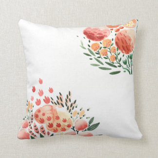 Browse our Collection of Floral Cushions and personalise by colour, design or style.