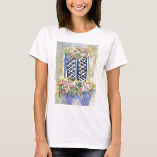 FLORAL WINDOW T-Shirt