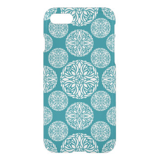 Floral winter snowflake iPhone 8/7 case