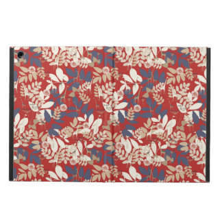 Floral with giraffe cover for iPad air