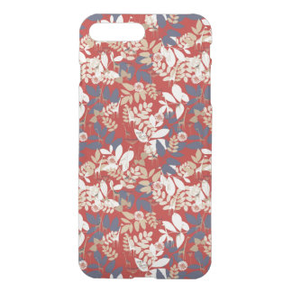 Floral with giraffe iPhone 8 plus/7 plus case