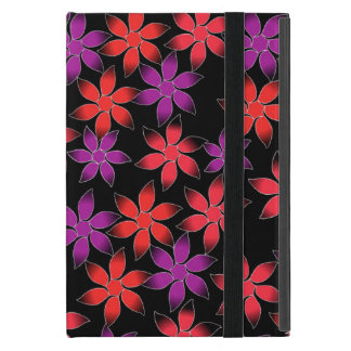 floral world iPad mini cover