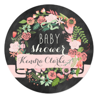 Browse the Baby Shower Invitations Collection and personalise by colour, design or style.