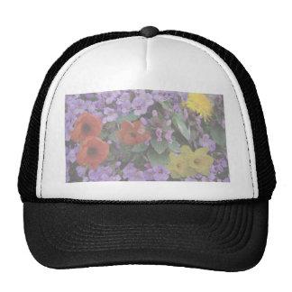 floralBouquet-opaque Cap