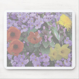 floralBouquet-opaque Mouse Pad