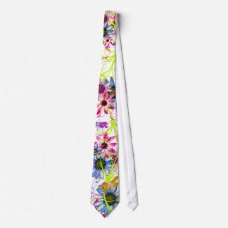 Florals & Flowers Tie