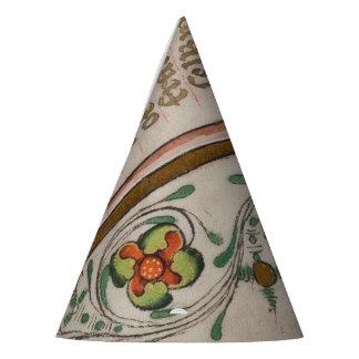 Florals Party Hat