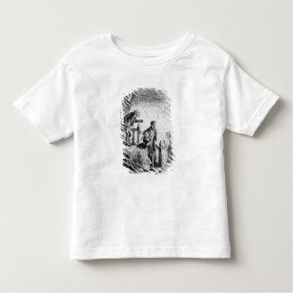 Flora's tour of inspection toddler T-Shirt
