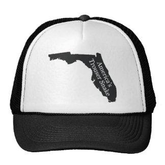 Flordia America's Trouser Snake Trucker Hat