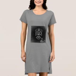 Floreal Skull Dress