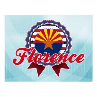 Florence, AZ Postcard