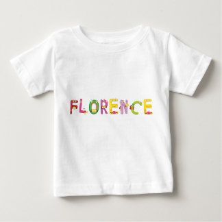 Florence Baby T-Shirt