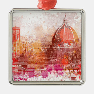 Florence - Basilica of Saint Mary of the Flower Christmas Ornament