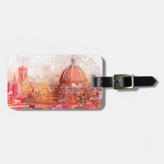 Florence - Basilica of Saint Mary of the Flower Luggage Tag