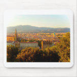 Florence before sunset mouse mats
