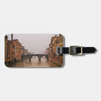 Florence Bridge With Love Quote Tag For Bags