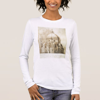 Florence Cathedral from the East, from 'Fragments Long Sleeve T-Shirt