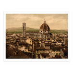 Florence Cathedral, Tuscany, Italy Postcard