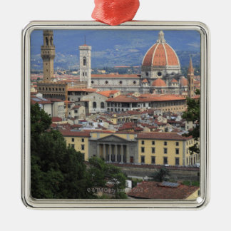 Florence Cityscape Christmas Ornament