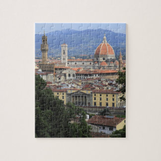 Florence Cityscape Jigsaw Puzzle