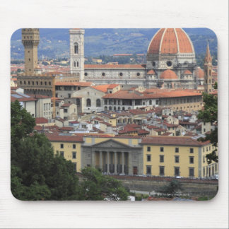 Florence Cityscape Mouse Mat