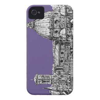 Florence dome in lilac iPhone 4 Case-Mate cases