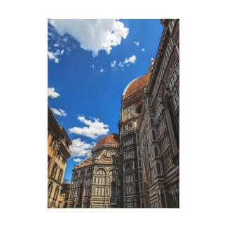 Florence Duomo two Canvas Print