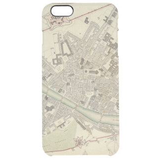 Florence Firenze Clear iPhone 6 Plus Case