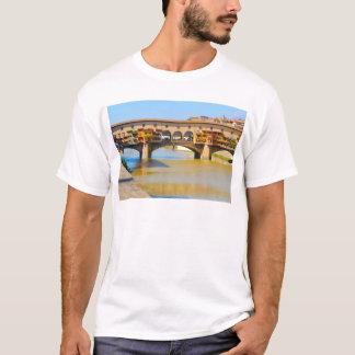 Florence -Firenze, Ponte vecchio T-Shirt