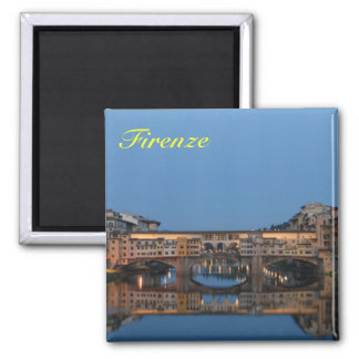 florence fridge magnet