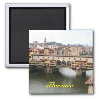 Florence fridge magnet